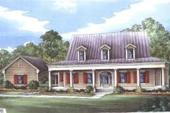 Saddle Creek Cottage Model