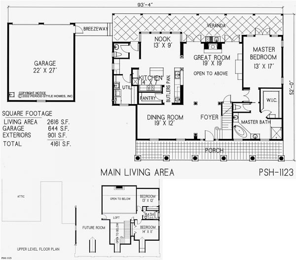 Models and floor plans for Richardson homes floor plans