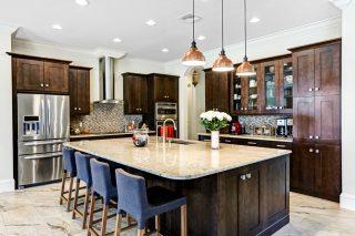 kitchen - Fort Myers - Richardson Custom Homes