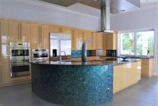 new kitchen - Sanibel - Richardson Custom Homes